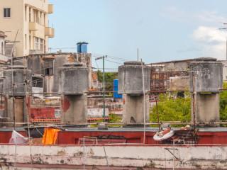 Cuban Boiler, Havana, Cuba