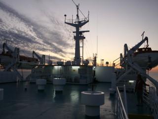 Ferry, Greece