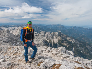 Grosser Priel, Totes Gebirge, Austria