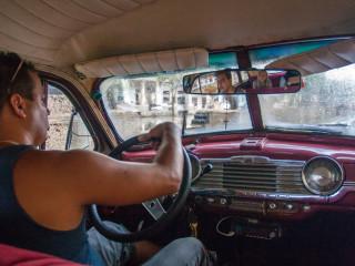 Havana Taxi, Cuba