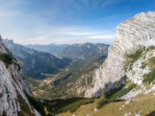 Welser Hütte, Totes Gebirge, Austria