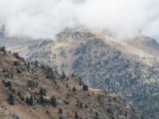 Camino Portella de Sanfonts, Parque de Comapedrosa, Andorra3