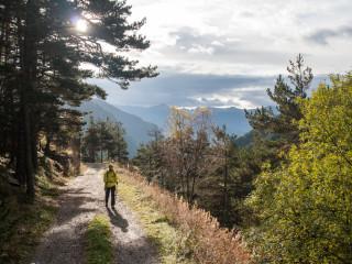 GR11, Parque de Comapedrosa, Andorra