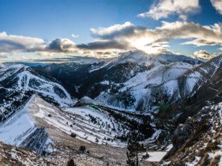 Sierra de Coll, Vallnord Pal, Andorra la Vella