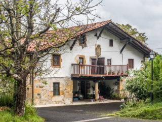 Ariatza Auzoa, Caca Rural, Pais Vasco, Spain1