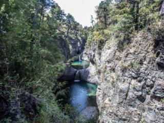 Parque Siete Tazas, Chile 1