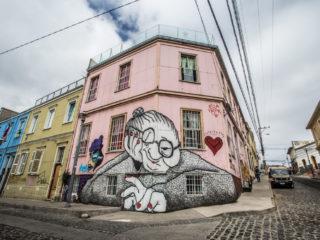 Valparaíso, Chile 1