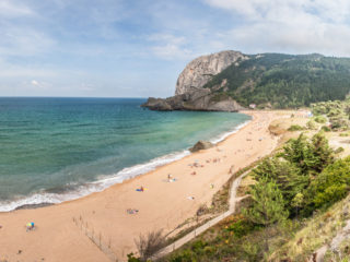 Playa Laga, Pais Vasco, España 1
