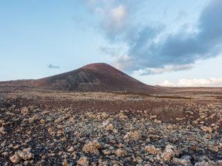 Camino Calderas, Fuerteventura, Spain