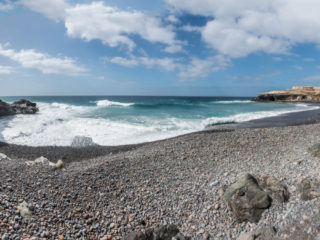 Playa Ajuy, Fuerteventura, Spain