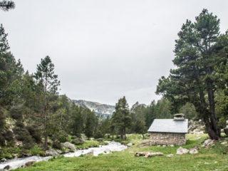Riu dels Orris, Andorra