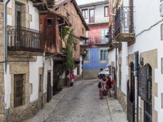 Candelario, España 2