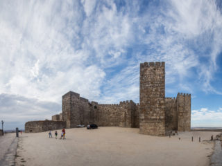 Castillo, Trujillo, España 3