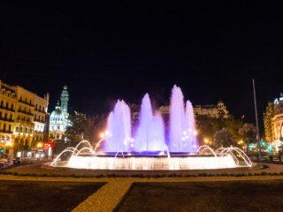 Plaza del Ayuntamiento, Valencia, España 7