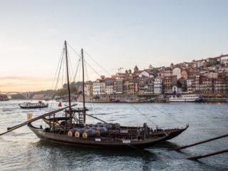 Douro, Porto