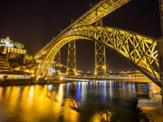 Ponte Luís, Porto