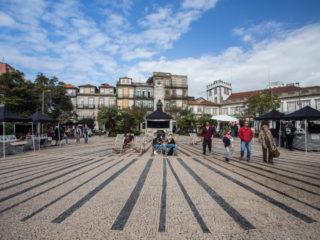 Praça de Carlos Alberto, Porto