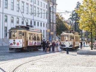Praça de Parada Leitao, Porto