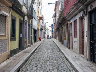 Rua do Pinheiro, Porto