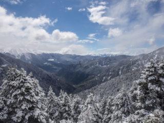 Camino a Francoli, Andorra 3