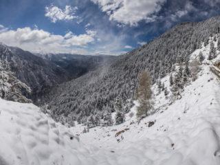 Camino a Francoli, Andorra 4