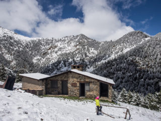 Camino a Francoli, Andorra 7