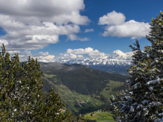 Camino a Francoli, Andorra 8