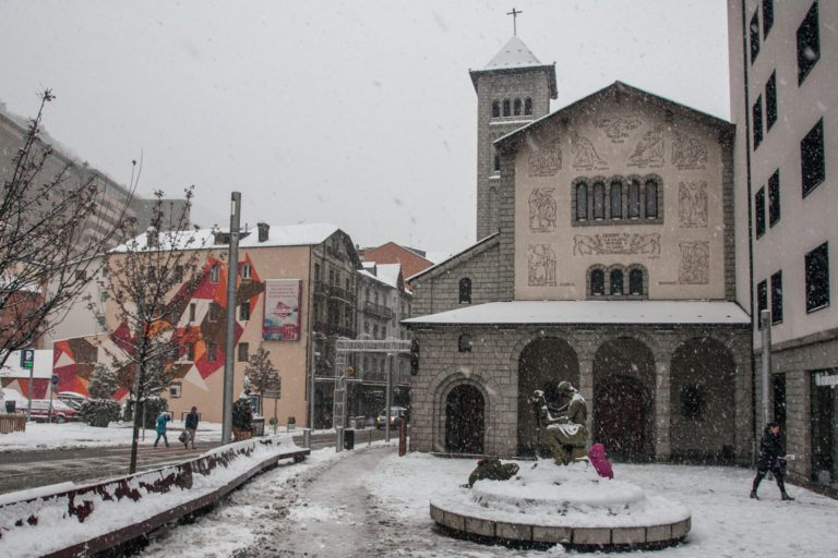 Escaldes Engordany, Andorra