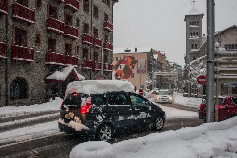 Escaldes Engordany, Andorra2