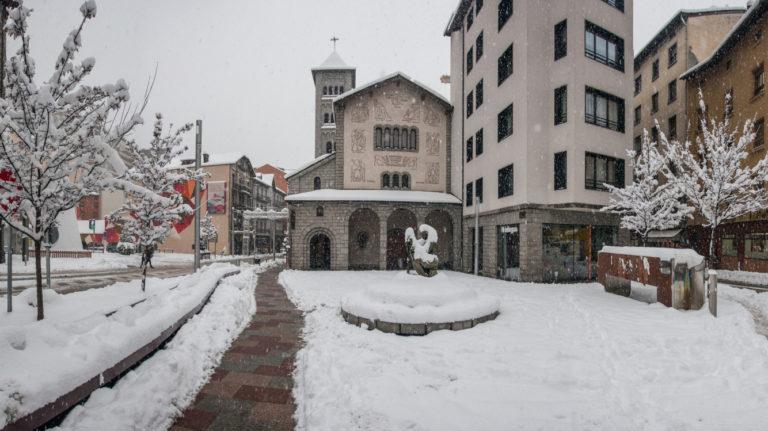 Escaldes Engordany, Andorra3