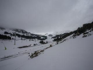 Riba Escorxada, Andorra 1