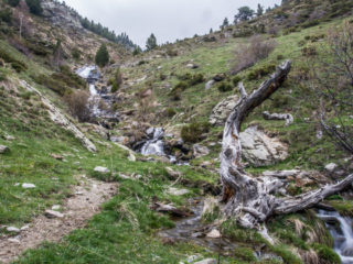 Riu de Salória, Os de Civís, Catalunya, Spain