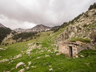 Cabana, Perafita, Madriu, Andorra