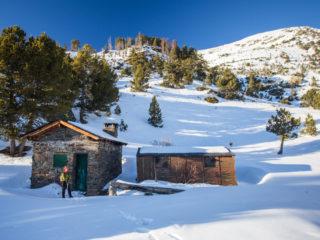 Cabana de Besalí, Sorteny, Andorra 2