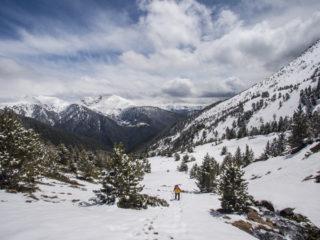 Camino Angonella, Andorra 1