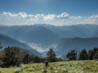 Coll Jovell, Madriu, Andorra