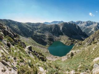 Estany Blau, Madriu, Andorra