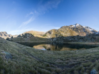Estany Siscaró, Vall D'Incles, Andorra