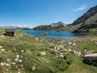 Estany de Montmalús, Madriu, Andorra