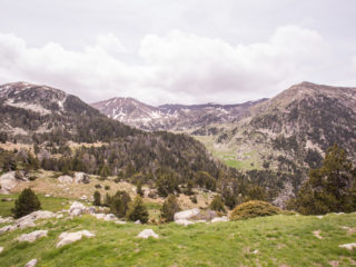 Perafita, Madriu, Andorra
