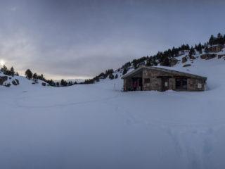 Refugi d'Ensagents, Andorra