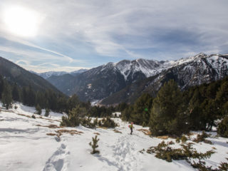 Refugi de Comaubaga, Sorteny, Andorra