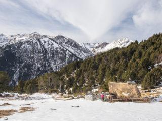 Refugi de Comaubaga, Sorteny, Andorra 2