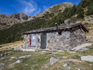 Refugi de la Vall del Riu, Vall del Riu, Andorra