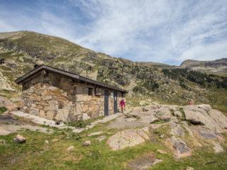 Refugi del Coms de Jan, Vall de Ransol, Andorra