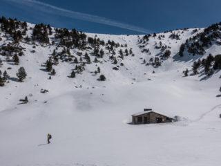 Refugio Agols, Madriu, Andorra 9